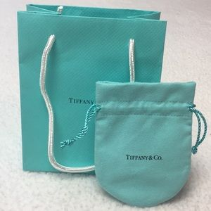 Tiffany & Company Bag and Pouch